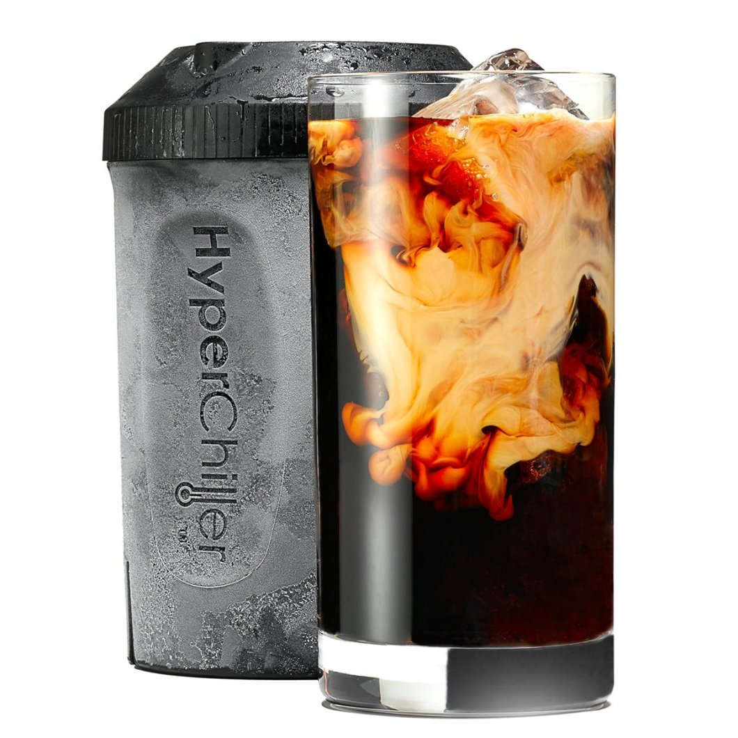 The Hyperchiller Chills Any Beverage in Less Than 90 Seconds