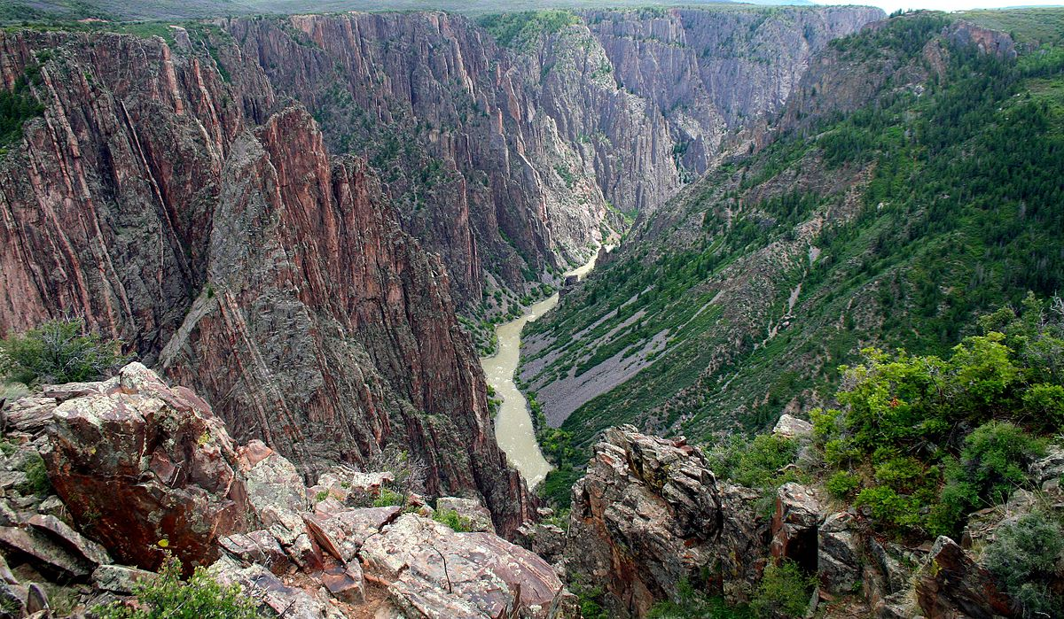 Black Canyon of the Gunnison Best Camping Spots