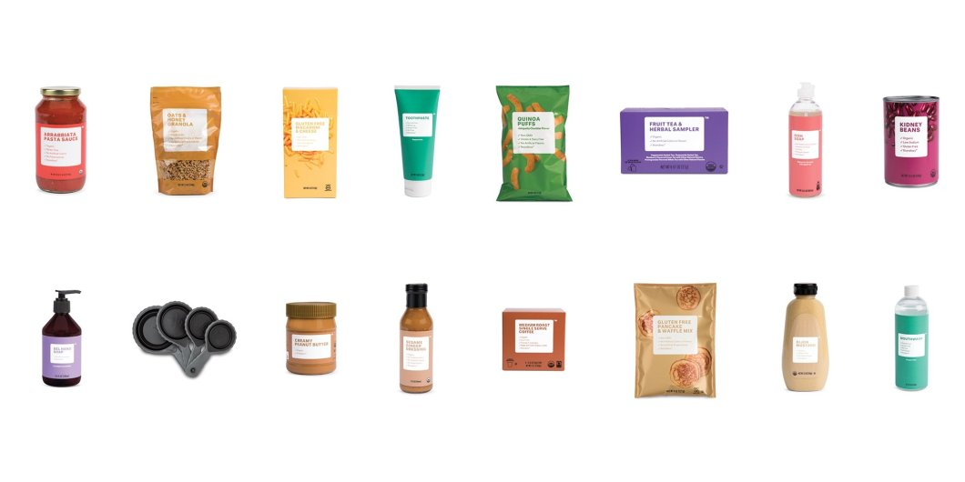 Brandless Sells Everything For $3. Everything.