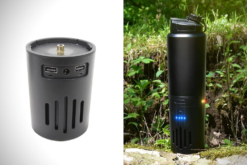 Cauldryn Fyre: Boiling Water Made Easy, Anywhere, Anytime