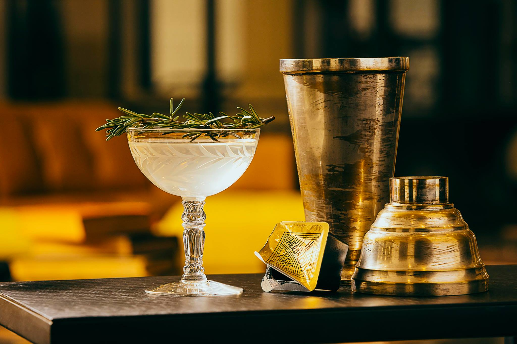 Herb & Lou's Cocktail Infused Cubes