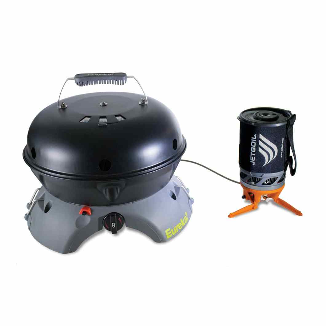 Gonzo Grill: Portable Grilling From Eureka! Camping