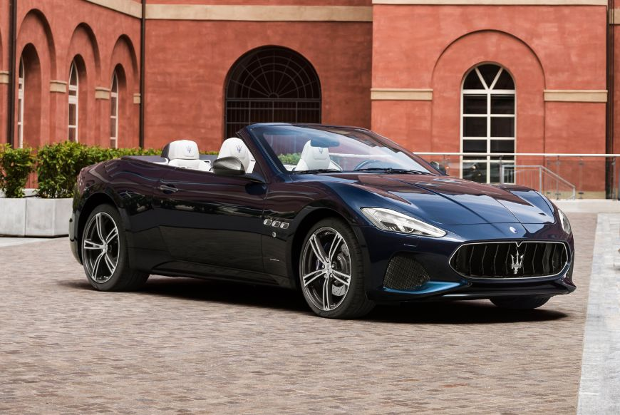 The 2018 Maserati GranTurismo Is A Classic Of Italian Sportscars