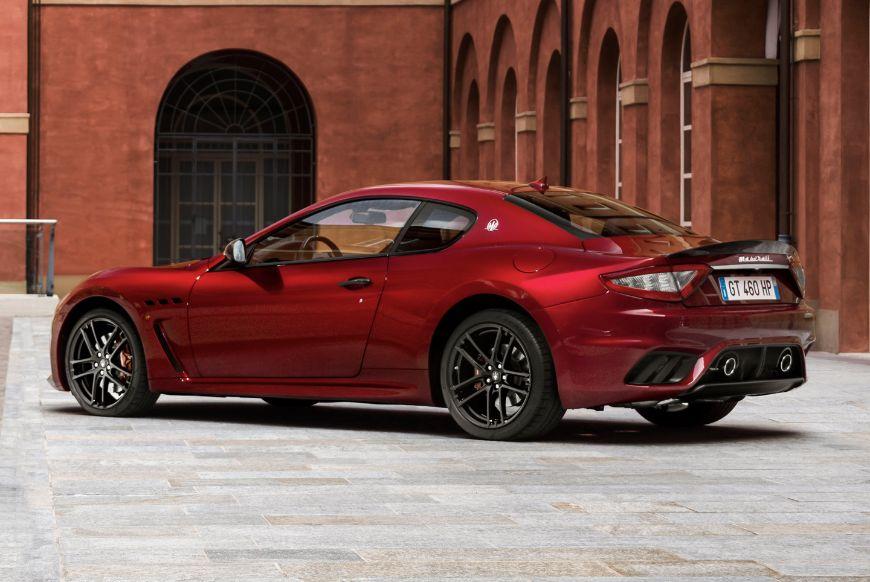 2018 Maserati GranTurismo Rec