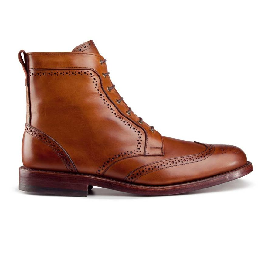 Style Essentials: Allen Edmonds Dalton Wingtip Boots