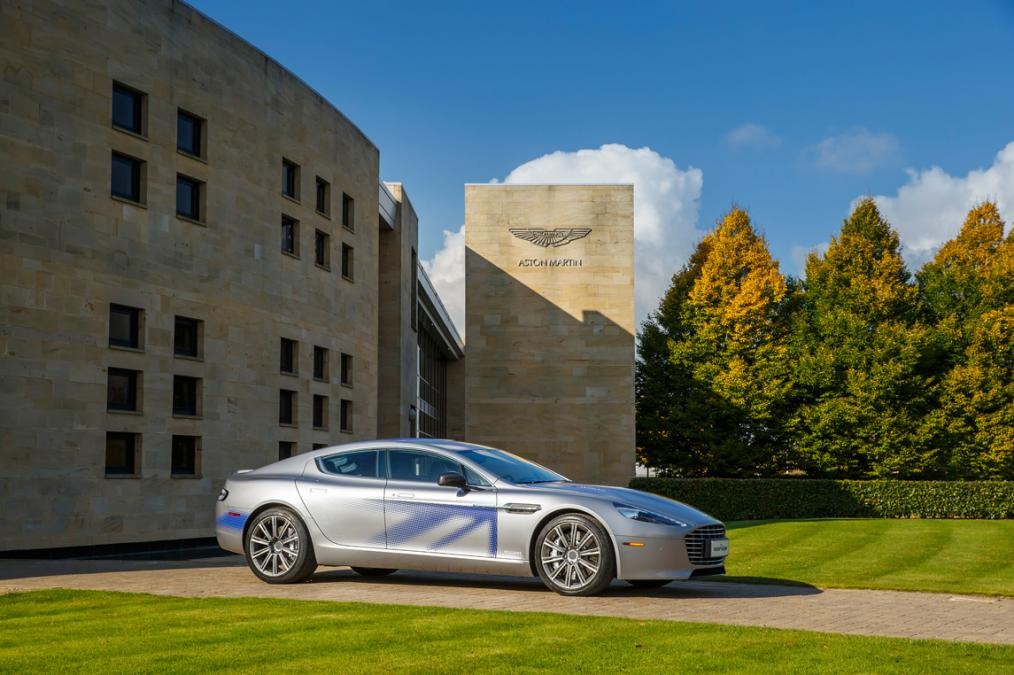 Aston Martin Electric RapidE eletric