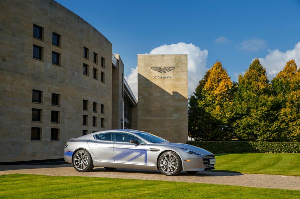 Aston Martin Electric RapidE eletric