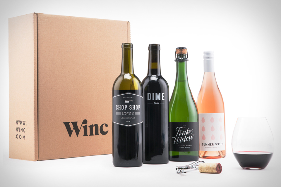 winc wine boxes