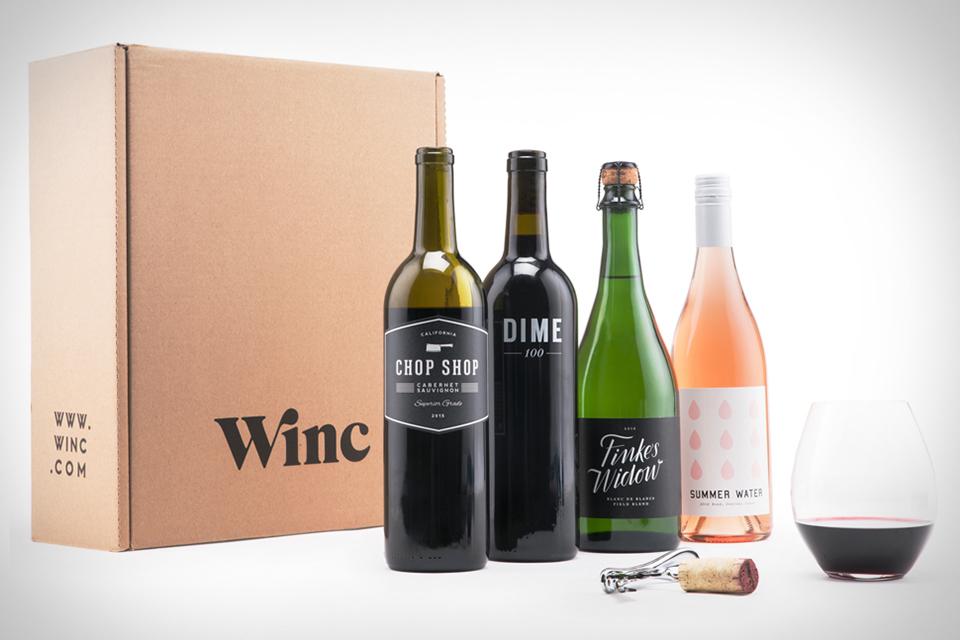 winc wine boxes