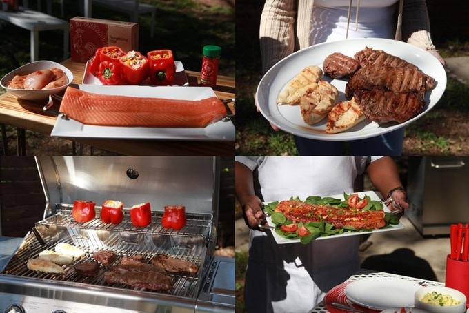 Sriracha Seasoning Stix: Turning the Heat Up as Meat Meets Heat