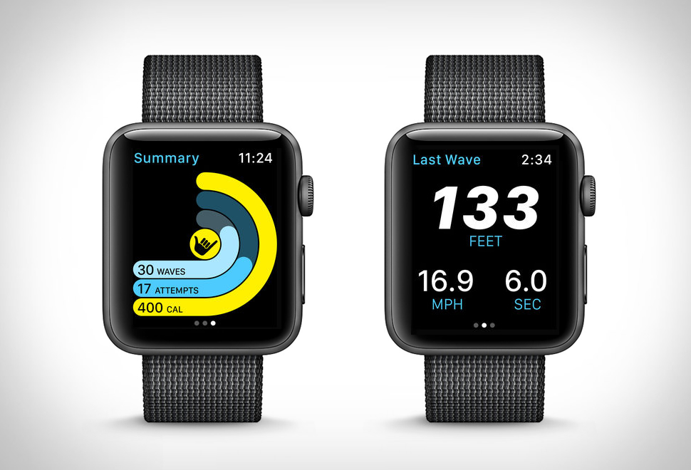 Xensr Sessions App Watches