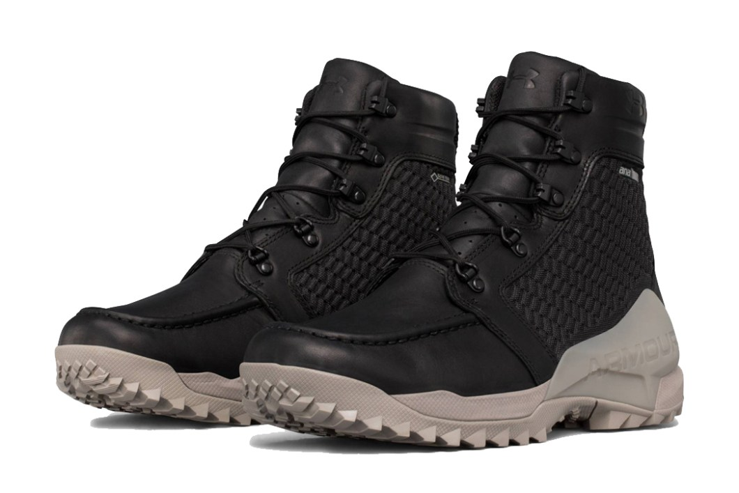 Under Armour Field Ops Gore-Tex Hiking Boots: Waterproof, Stylish, Comfortable
