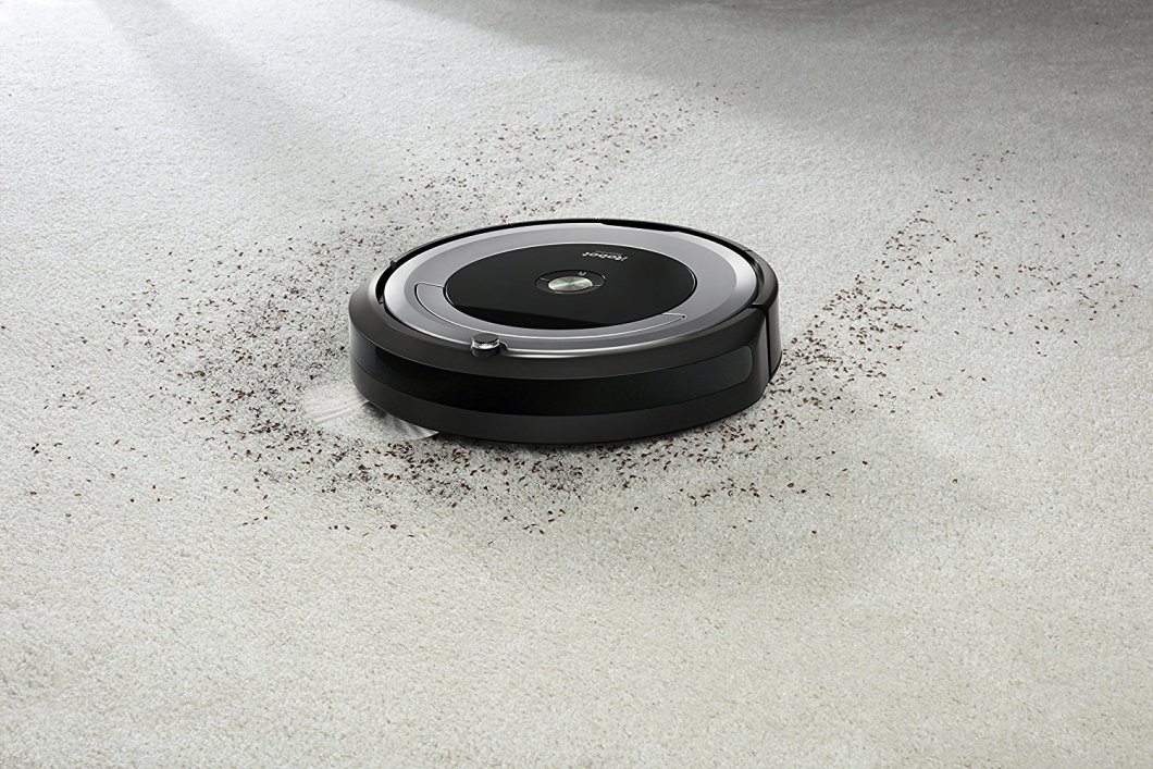 Let Alexa Vacuum Your Floor with the IRobot Roomba