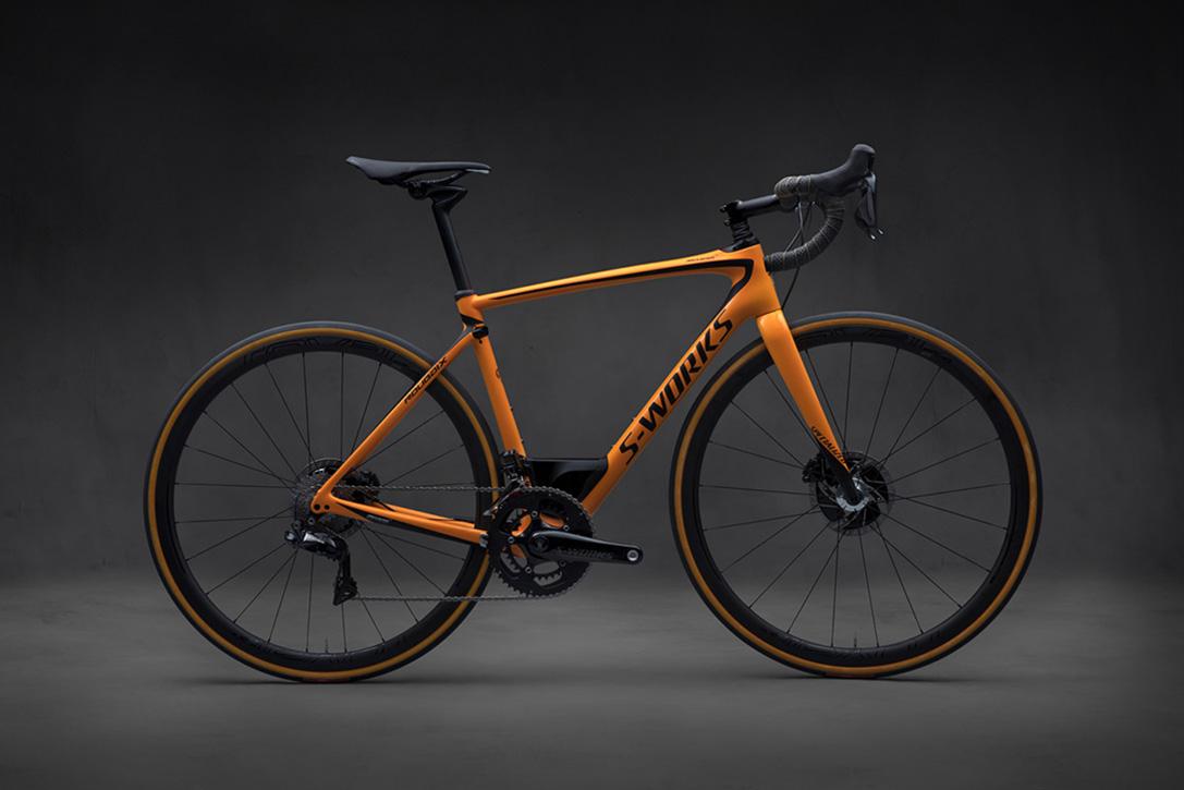 Mclaren X Roubaix McLaren X