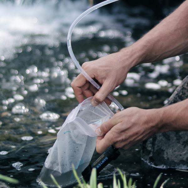 Matador Hydrolite: A Hydration Pack With Built in Filtration