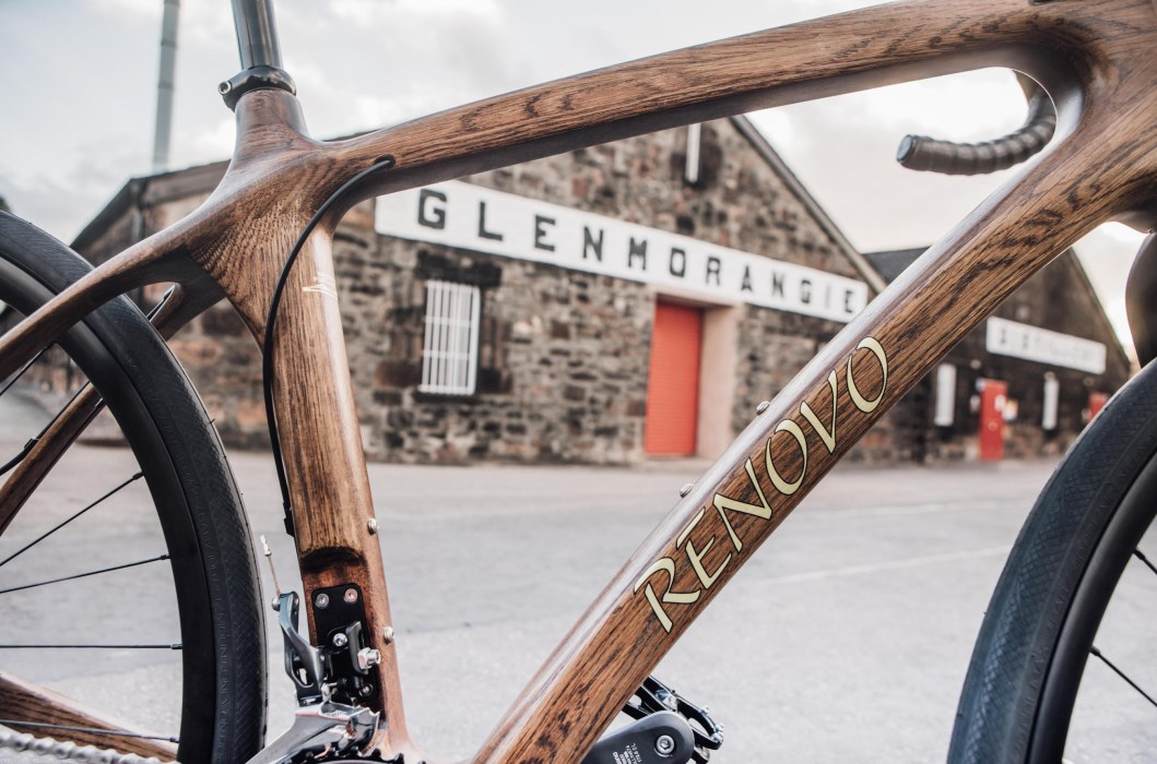 The Renovo Glenmorangie Original is Made From Whiskey Casks