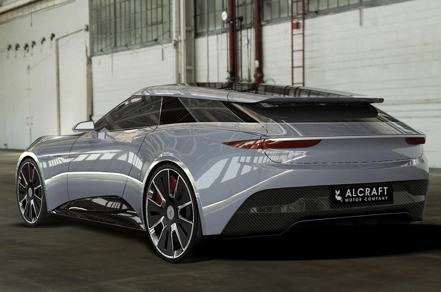 Alcraft GT: The New Electric Car Trying to Take On Tesla