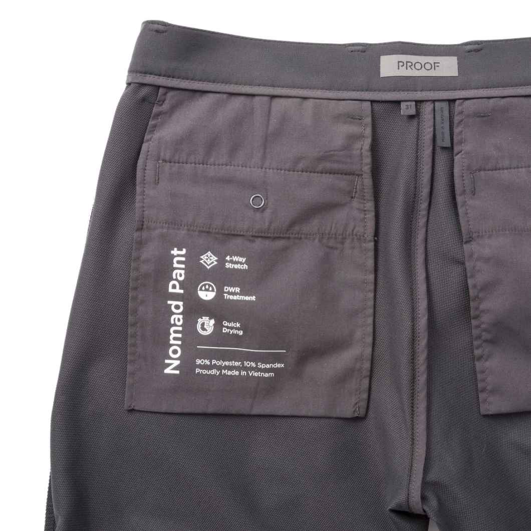Proof Nomad Pants: Versatility For Every Environment