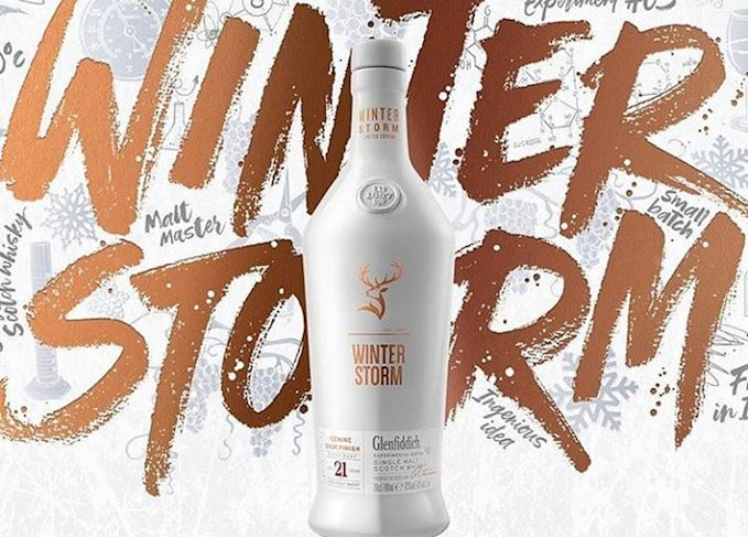 Glenfiddich Experimental Collection Winter Storm