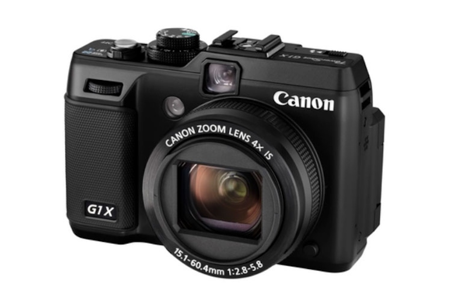 The New Canon G1x Mark III Comes with a DSLR Sensor – but no 4k