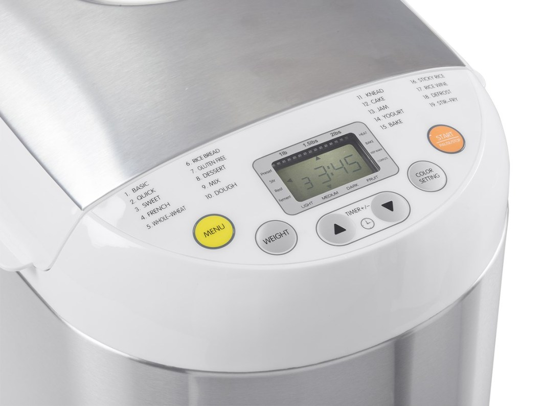 Strata Home Bread Machine: A Bread Maker Which Does More Than Make Bread