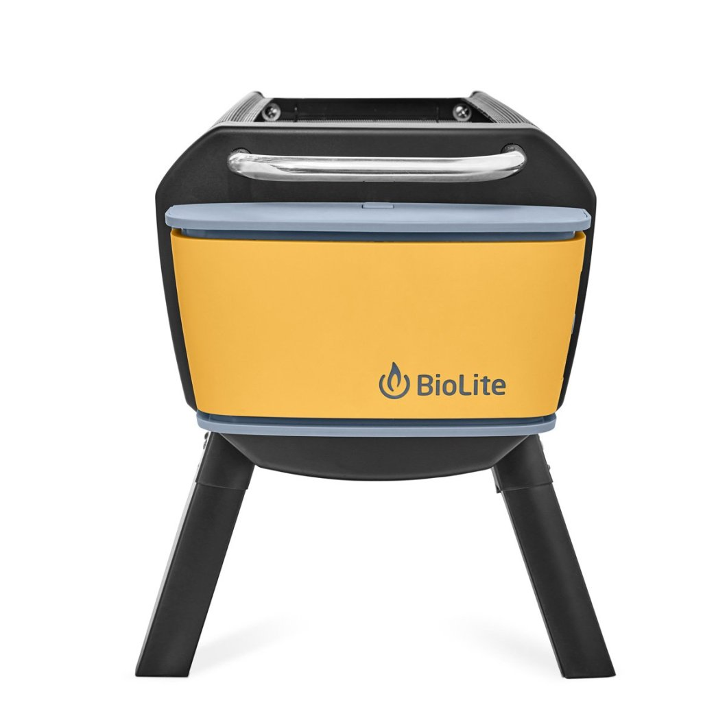 Enjoy Smoke-Free Campfires With The Biolite Firepit