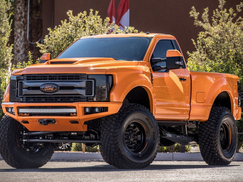 Ford F-250 Project SD126