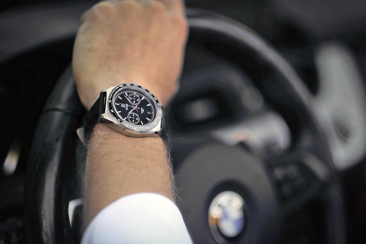 Helgray Watches Le Mans