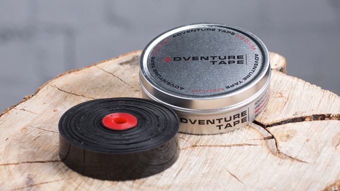 Adventure Tape: Throw Away the Bungie Cords and Duct Tape!