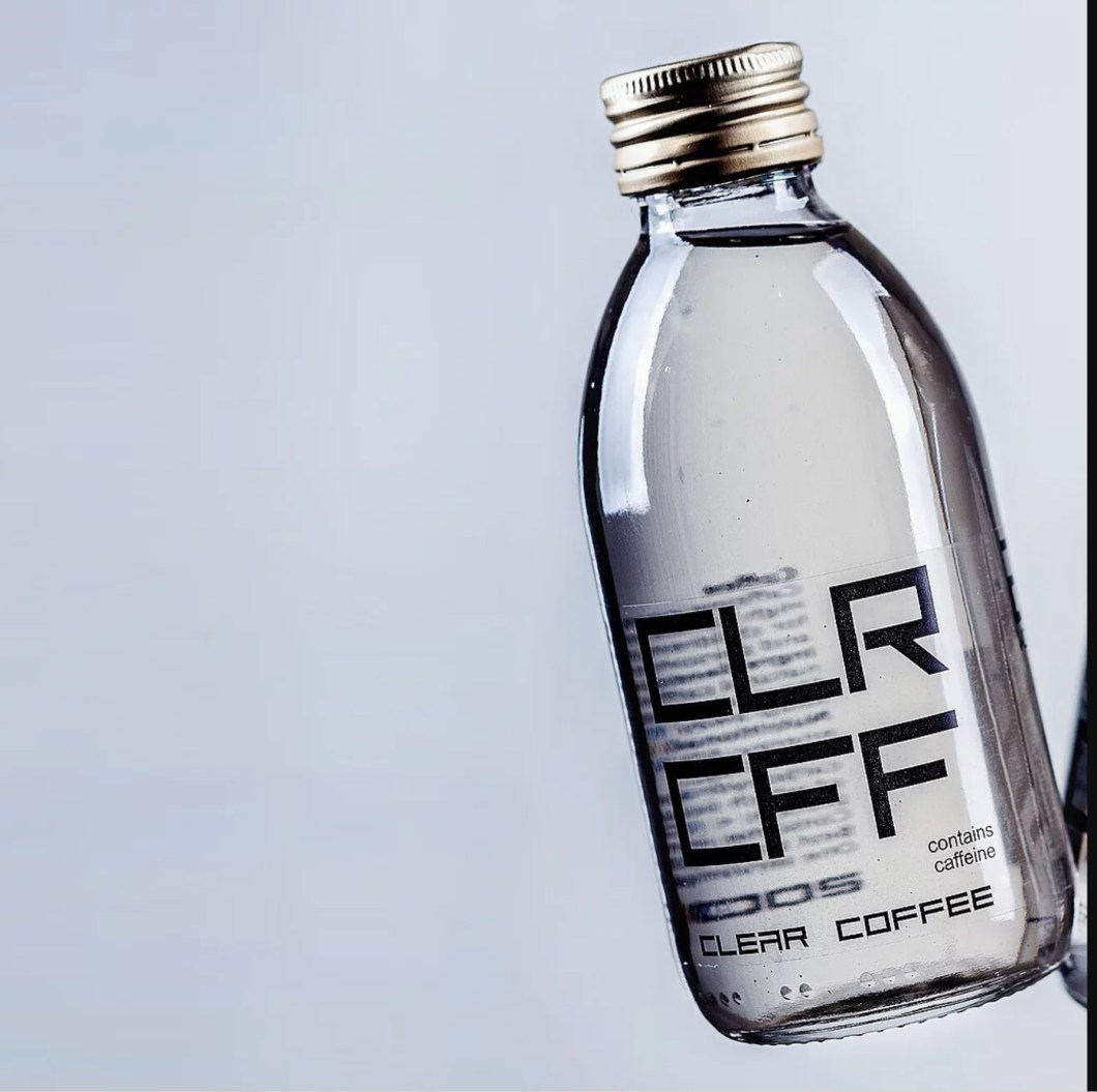 Clear Coffee Aims To Revolutionize The Way We Drink Coffee