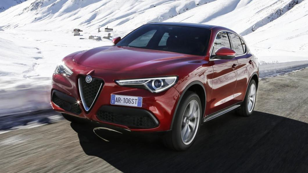 Alfa Romeo Stelvio Brings The Best of Italian Design to The World of Crossover's