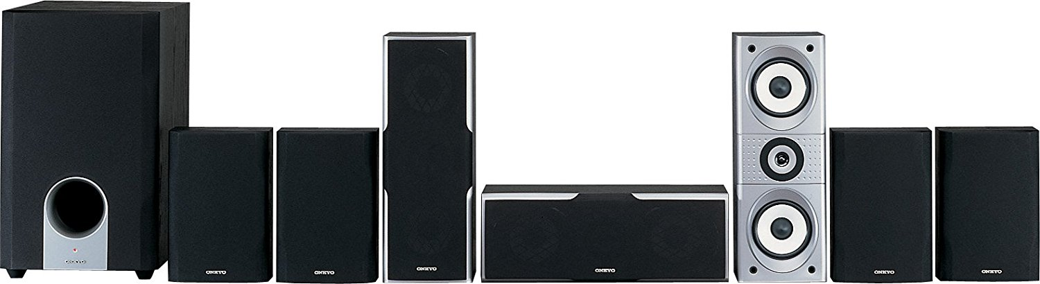 budget surround sound speakers