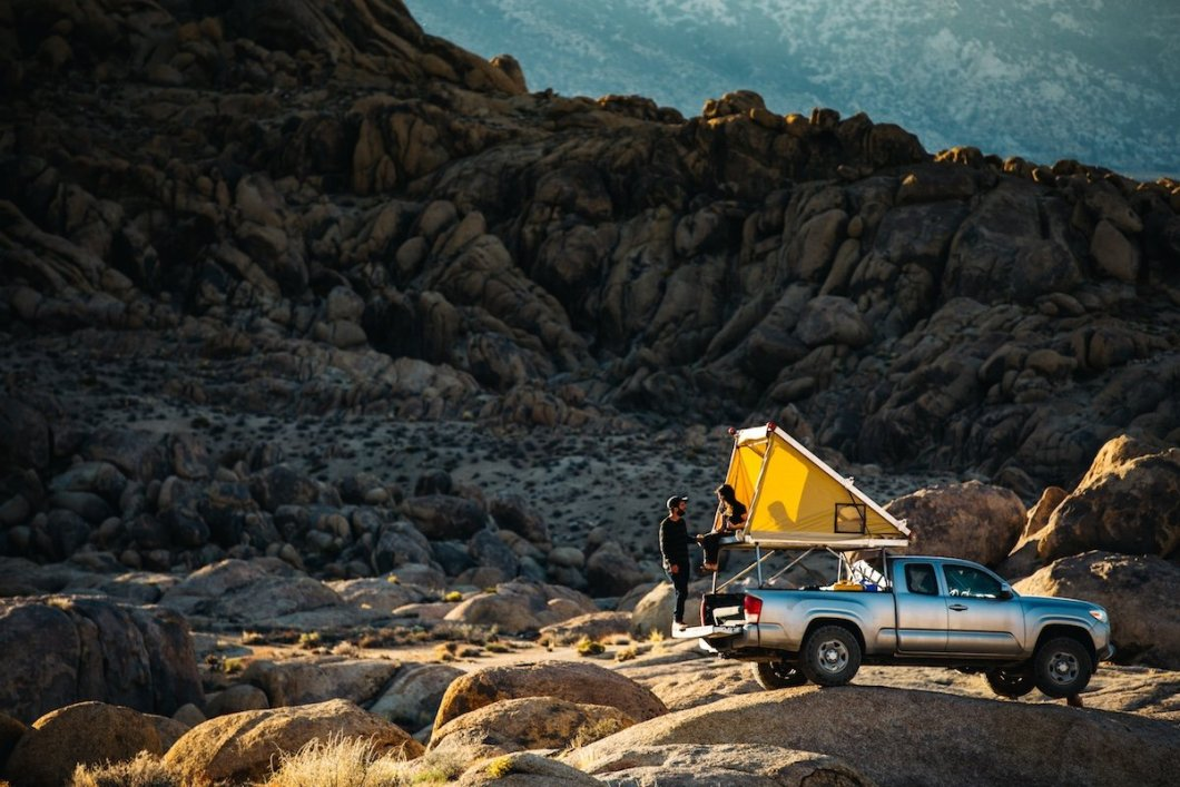 Go Fast Campers Ultralight Off Road Campers For Dirt