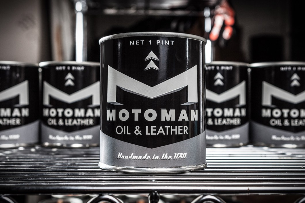 Gift Ideas: You Need this Moto Oil and Leather Scented Candle