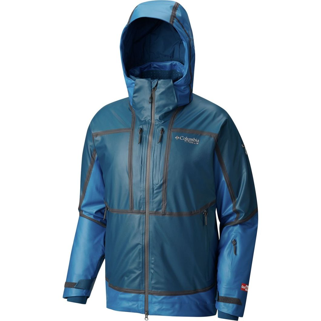 Columbia's Newest Jacket – the Outdry Ex Mogul