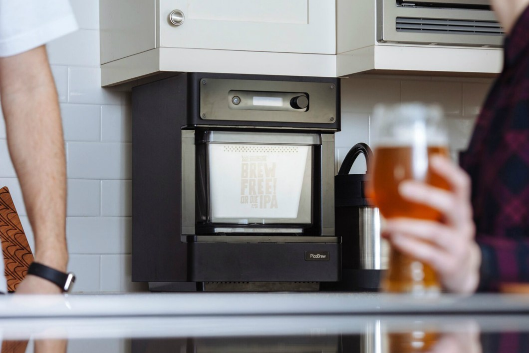The Pico Model C is The Newest Way To Home Brew