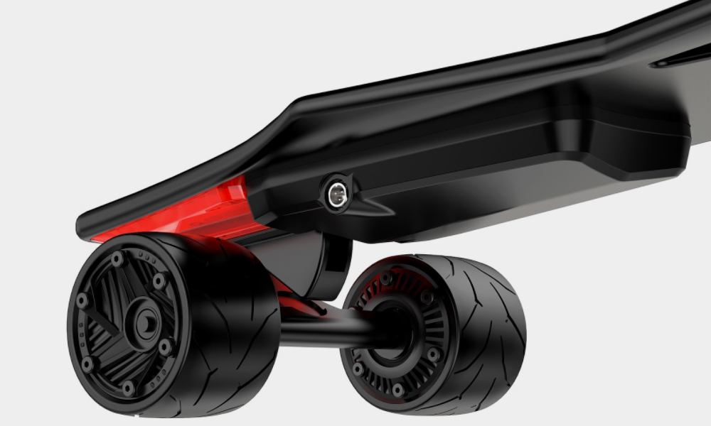 STARKBOARD is The Hands-free Electric Skateboard We Needed