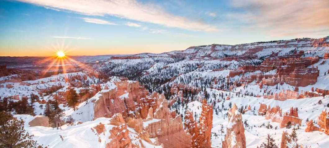 Winter Hiking Destinations: Canyonlands National Park
