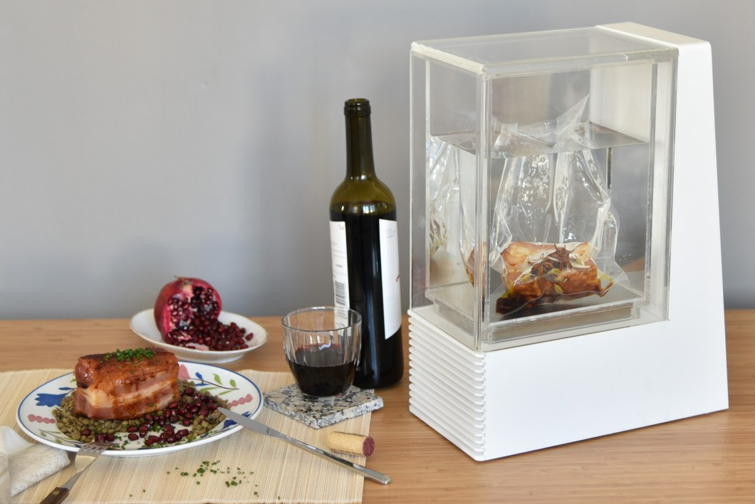 Mellow is the Sous Vide Cooker You've Been Waiting For