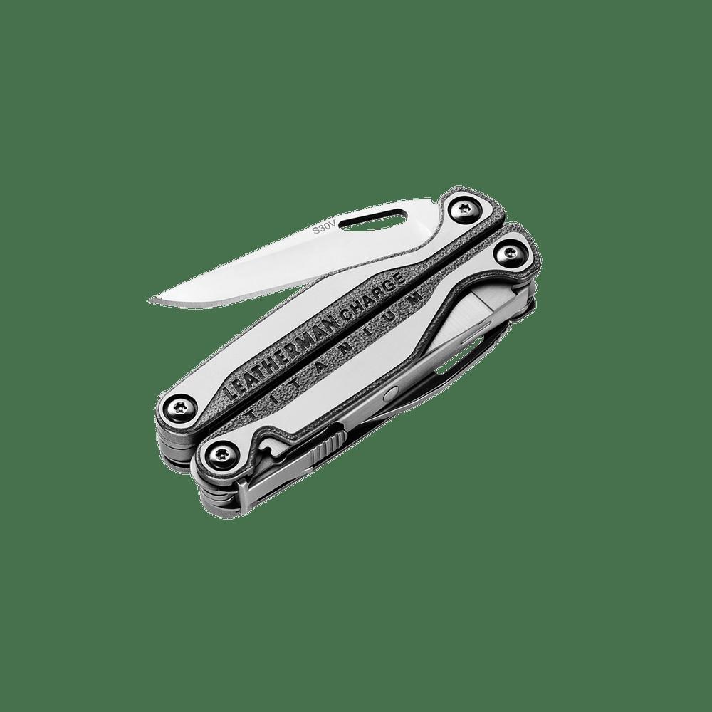 Leatherman Charge TTi: Lightweight Versatility, Premium Build