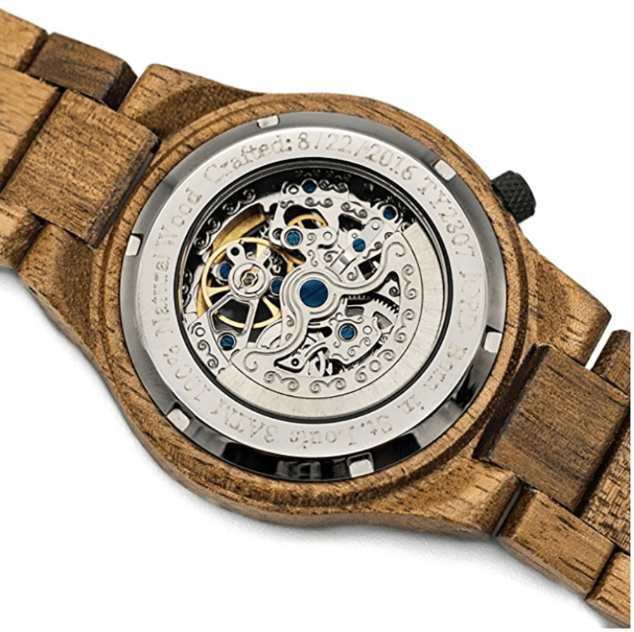 Stand Out from the Crowd With This Wooden Watch From Jord