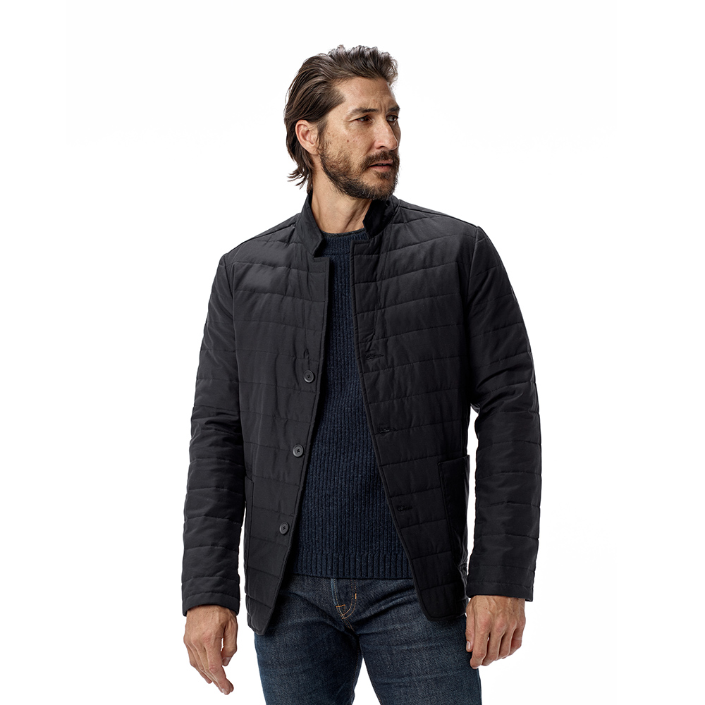 buck mason quilted commuter jacket