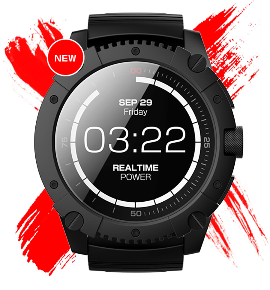 The Matrix PowerWatch X Charges Using Your Body Heat