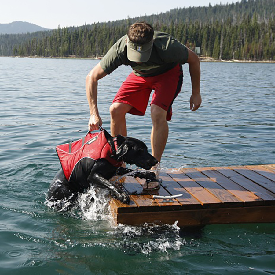 Ruffwear Makes the K-9 Float Coat – A Life Jacket For Your Dogs