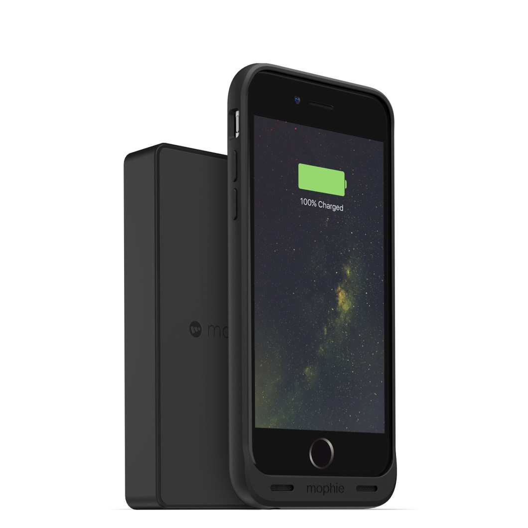 The Mophie Charge Force Powerstation Charges Your Phone On The Go – Without Wires