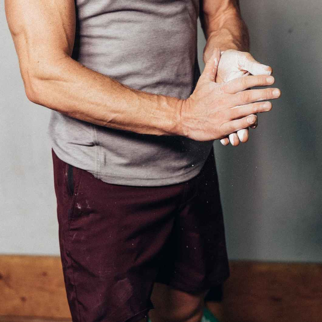 Ten Thousand Foundation Gym Shorts: Utilitarian, Rugged, No Frills