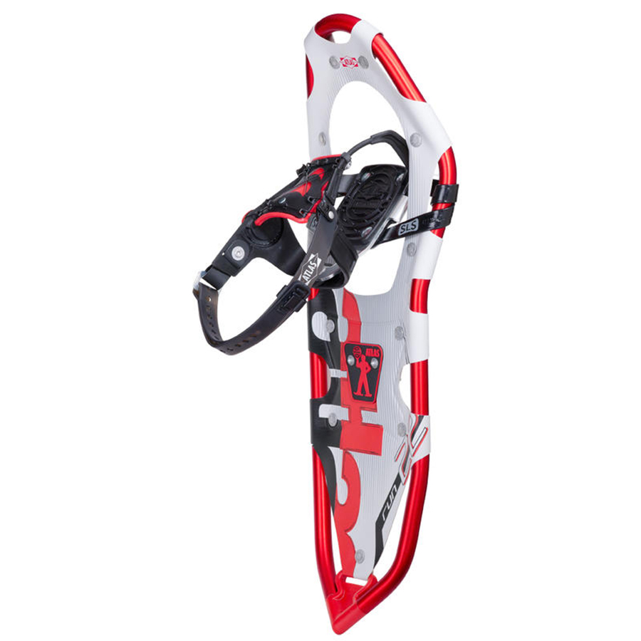 Atlas Boa Run: Lightweight Running Snowshoes With Easy On-Off
