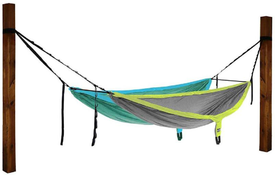 The Eno Fuse Tandem Lets You Hang Two Hammocks Side By Side