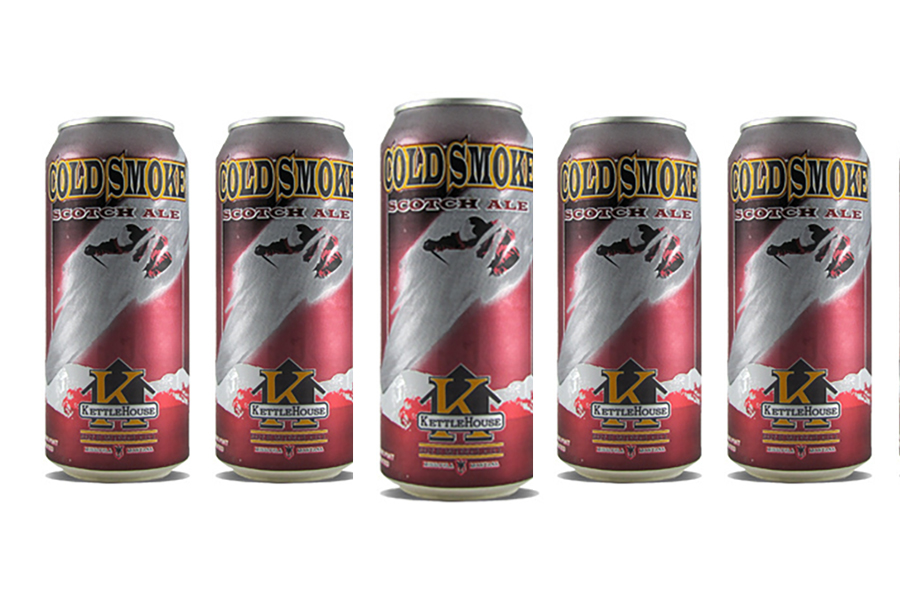 Cold Smoke Scotch Ale KettleHouse Banner