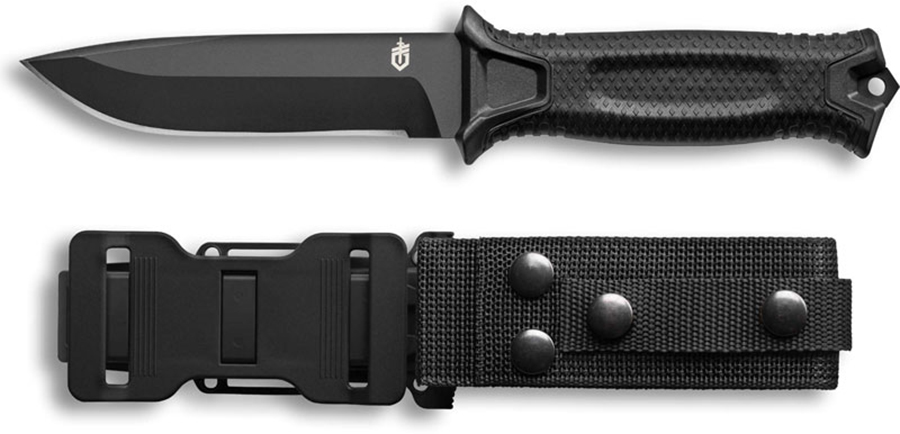 Gerber Wants You To Bet Your Life on the Strongarm Knife